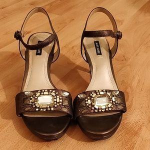 Alex Marie brown heels